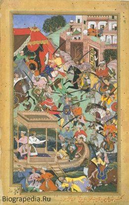 Убийство Байрам-Хана в Гуджарате