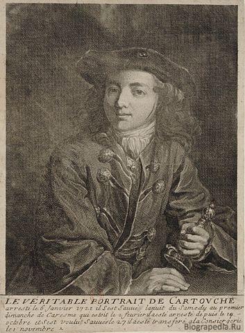Картуш (Cartouche), Луи Доминик Бургиньон
