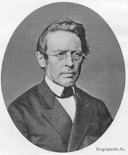 Johann Gustav Bernhard Droysen