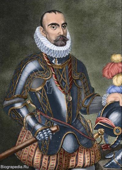 Фернандес де Кордова - Великий капитан