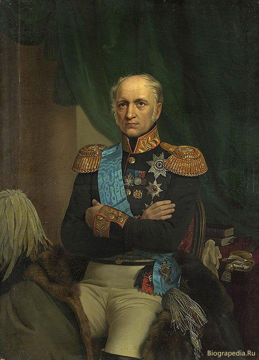 Канкрин, Егор Францевич