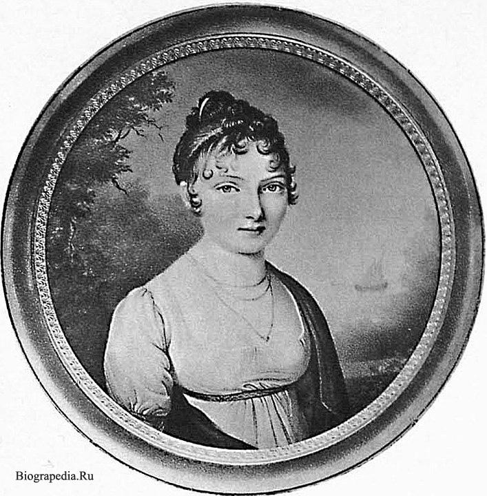 Крюденер (Krüdener), Варвара Юлия фон