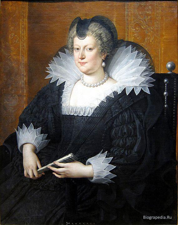Мария Медичи (Marie de Medici)