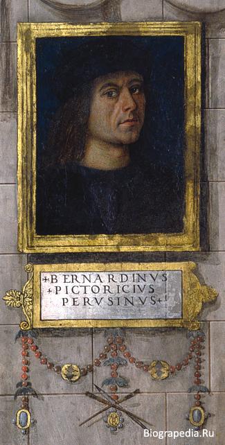 Пинтуриккьо (Pinturicchio), Бернардо ди Бетто Бьяджо
