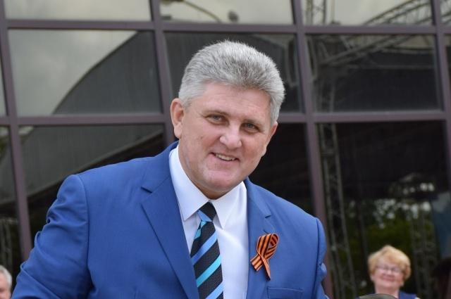 Глава Каневского района Александр Герасименко